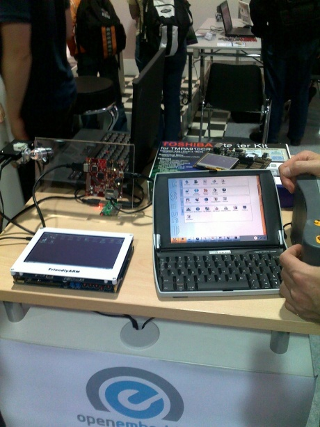 Devices at OE Stand